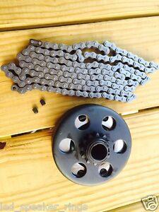 "Predator Engine 212cc Centrifugal Clutch 3/4"" BORE 12 tooth #35 Chain Screw Sets"