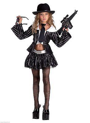 Vestito Costume Carnevale Gang Star 5 6 7 8 9 Anni