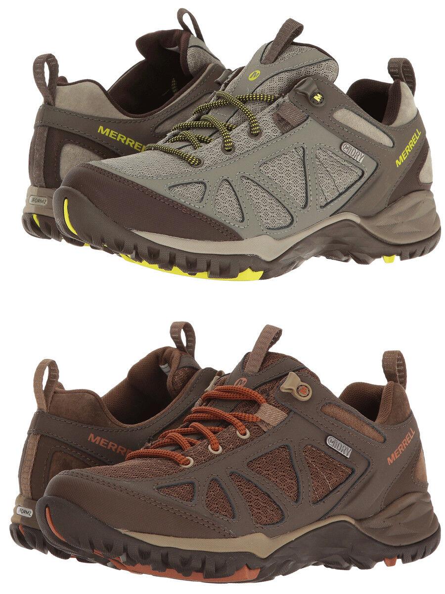 Merrell donna Siren Sport Q2 Waterproof Hiking Trail Rain Snow Athletic scarpe