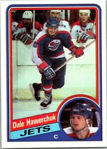 DALE-HAWERCHUK-1984-85-TOPPS-152-NRMT-25-OFF