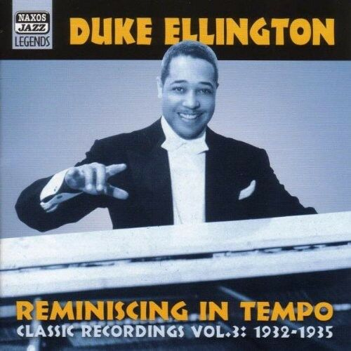 1 of 1 - Duke Ellington - Vol. 3-Reminiscing in Tempo [New CD] Germany - Import