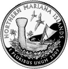 2009-S 25C Northern Mariana Islands (Proof) U.S. Territories Quarter