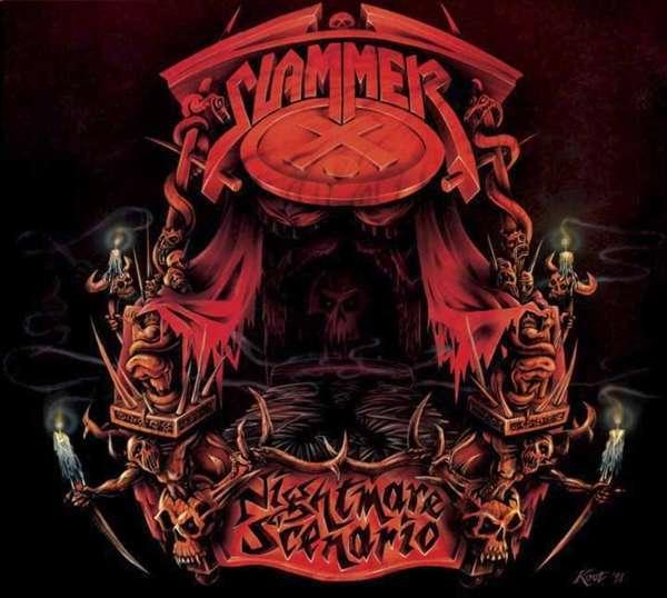 Slammer - Nightmare Scénario Nouveau CD Digi