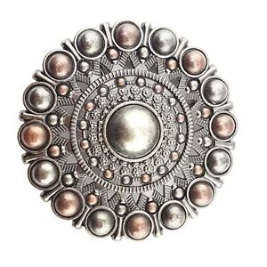 Round-metal-beaded-buckle