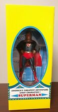 1999 SUPERMAN STATUE CLASSIC GOLDEN AGE COSTUME HIGH QUALITY DC MASTERPIECE