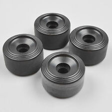 4 x SCHMITT STIX BLANK SAW BLADES SKATEBOARD Wheels - NOS - 65MM 98A - VINTAGE