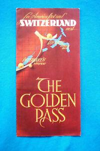 The-Golden-Pass-Switzerland-Brochure-Circa-1935