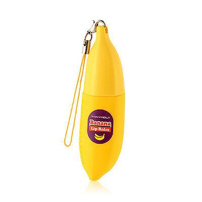 [TONYMOLY] Delight Dalcom Banana Pong Dang Lip Balm 7g / Convenient ring