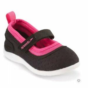 NEW- Speedo Toddler Girls' Mary Jane