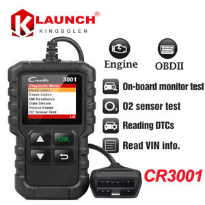 Launch-OBD2-Code-Reader-CR3001-EOBD-Car-Diagnostic-Scan-tool-Engine-Light-check