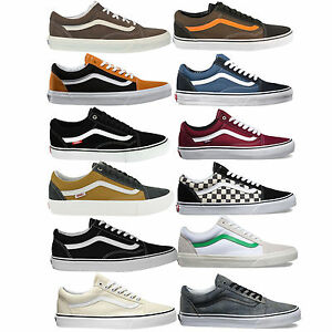 vans old skool uomo verdi
