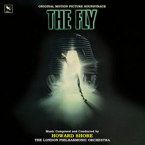 The Fly Original Soundtrack Album Limited Edition