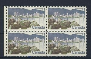 4x-Canada-MNH-Stamps-VF-600-1-00-Vancouver-2x-600-1x-600ii-1x-600iv-56-00