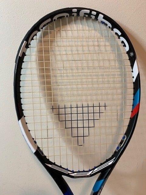 Tecnifibre Tflash 285 energía Stab Tenis Raqueta Agarre  4 1 4 - 1 últimos   salida