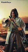 Wolfking 1:6 Beauty's Sengoku Musou Japannese Warrior Sasaki Kojiro Wk89007a Us