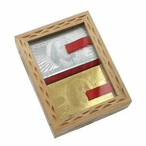 Set-of-2-Pokar-Size-2-Decks-Playing-Card-for-Card-Game-in-Wooden-Box-Gift