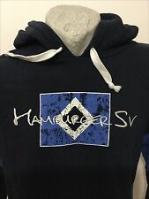 Maglia calcio hsv hamburg no trikot fussball jacke jacket sweatshirt vintage