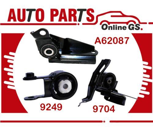 Eng Motor /& Trans Mount Set 3PCS for Scion xD 1.8L Toyota Yaris 1.5L 2006-18 AT