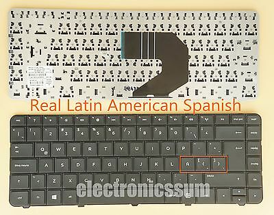 For HP Pavilion g6-1311es g6-1312ss g6-1313ss g6-1350ss keyboard Spanish Teclado