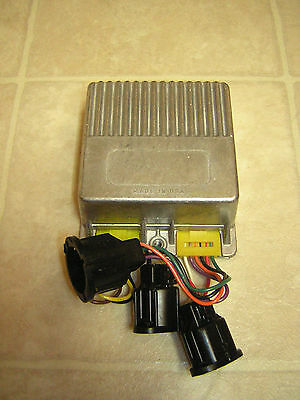 Filko//Cobra FD504 Ignition Control Module Ford Yellow Chip 3 Plugs NOS Made USA