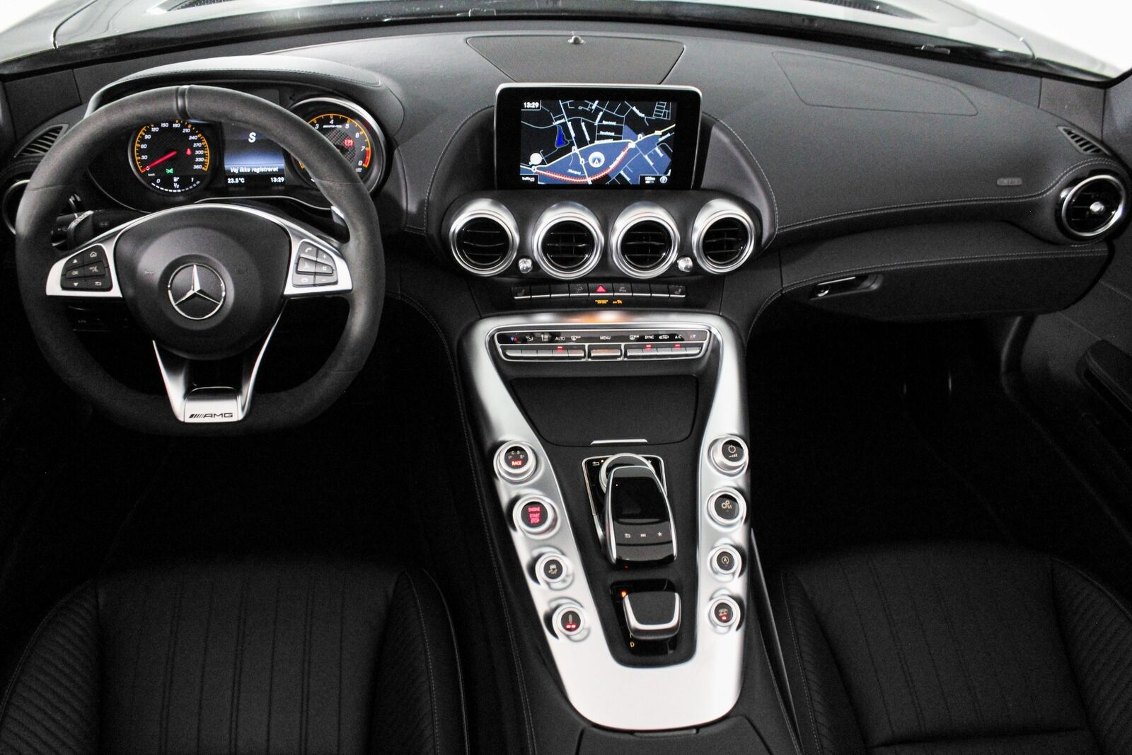 Mercedes AMG GT C Roadster aut.