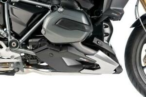 Bugspoiler-Puig-BMW-R1200-R-RS-matt-schwarz-Motor-Spoiler