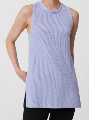 Ann Taylor LOFT Sleeveless Tunic Sweater Top Size S L M XL NWT Various Colors