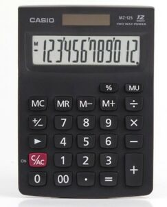 Casio-MZ-12s-Electronic-Calculator-12-Digit-EXTRA-LARGE-DISPLAY-Mark-Up-TWIN