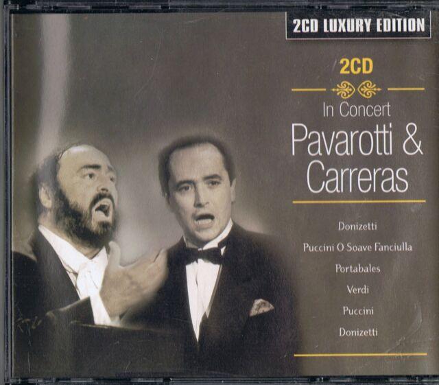 Pavarotti & Carreras - In Concert Pavarotti & Carreras