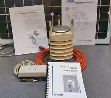 Professionelle PC Wetterstation - Ultraschall Windmessung, Neupreis 3.600,- EUR