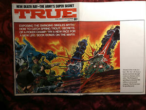 TRUE-Magazine-April-1973-Laser-Rifle-Amarillo-Slim-45-70-Singles