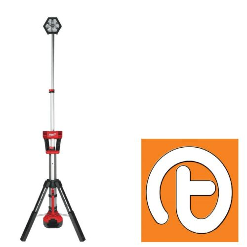 Corps Seulement Milwaukee M18SAL-0 18 V Trueview DEL Stand Lumière