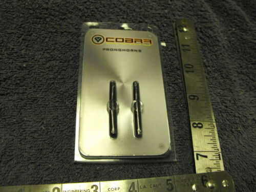 Cobra C-438 Pronghorns Arrow Rest Silencers