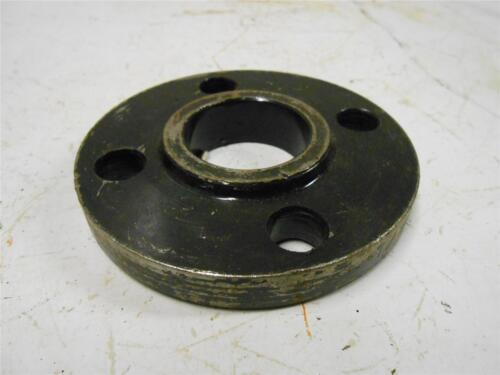 """5 1//4/"""" x 1 1//4/"""" Black Weld 300# Steel Flange"""