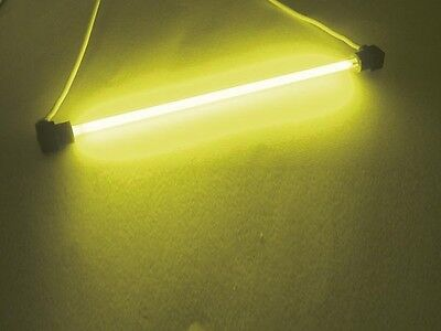 "12/"" Yellow Cold-Cathode Fluorescent Lamp and Power supply"