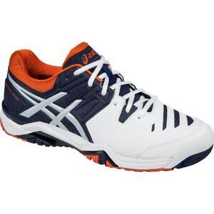 b43668df6b1d Asics Mens Gel Challenger 10 Tennis Shoes Trainers E504Y