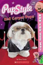 Pup Style Red Carpet Pups