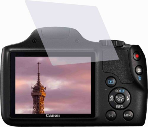 6x Gehärtete Schutzfolie CC Canon PowerShot SX540 HS Displayschutzfolie Displays