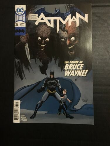 Details about  /Batman #38 Lot Of 2 1st appearance Matthew Warner Sideways DC Tom King