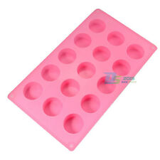 DIY Mermaid Fish Scales Silicone Mold Chocolate Candy Cake Soap Mold/_craft B6A7