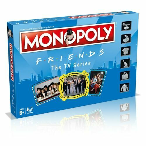 Monopoly Friends Edition Board Game - NEW