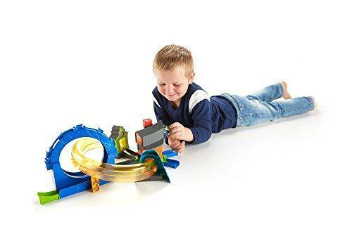 Neu Thomas & Friends Minis Zoom n Blast Stunt Set Film- & TV-Spielzeug
