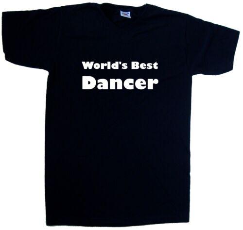 World/'s Best Dancer V-Neck T-Shirt
