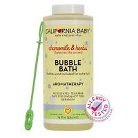 California Baby 13oz Chamomile & Herbs Bubble Bath