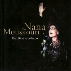 Nana-Mouskouri-The-Ultimate-Collection-NEW-CD