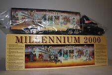 AMERICAN COMMEMORATIVE SOCIETY MILLENNIUM 2000 TRACTOR TRAILER TRUCK, 1:32