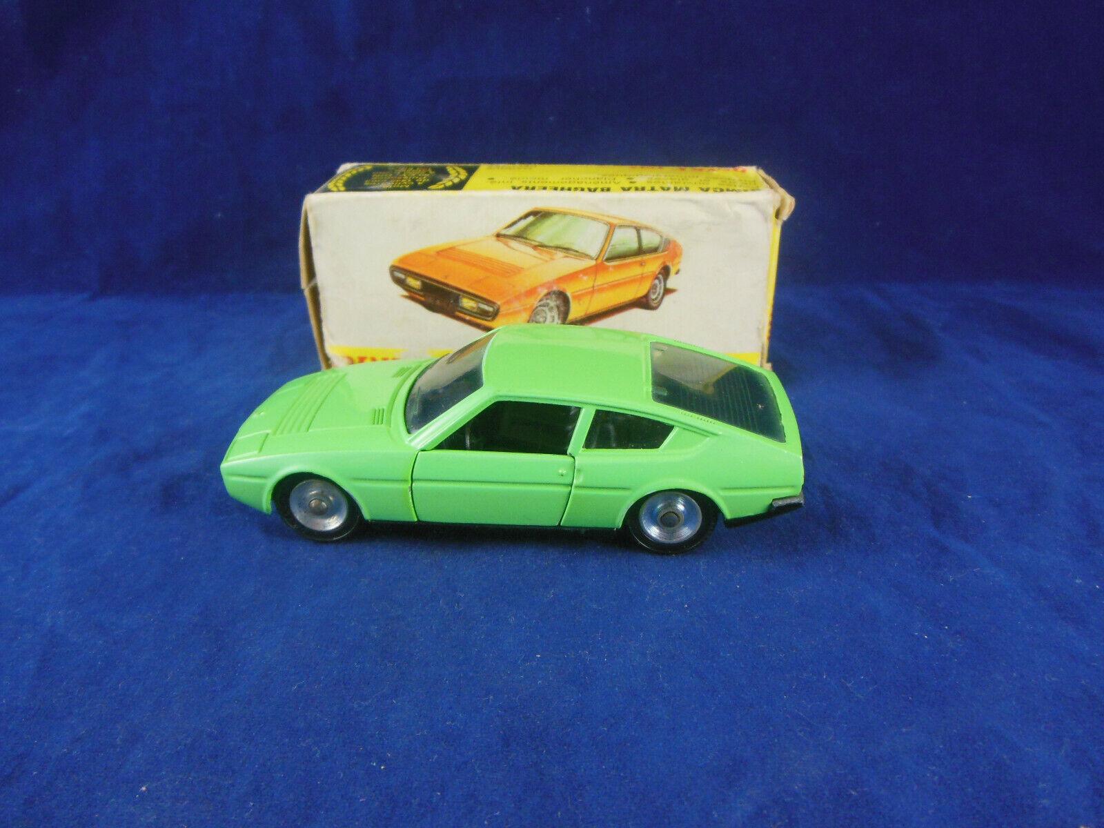 Dinky toys 011454 Simca Matra Bagheera in Light Grün Made in Spain 1 43 Scale