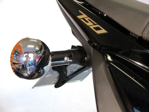 CHROME Indicators for Yamaha Dragstar 650 1100 Classic Custom Pair