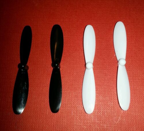 Replacement Propeller Blades for Hubsan H107C H107D H107L QUADCOPTER HELI 47