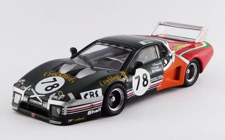BEST MODEL BES9690 - Ferrari  512 BB ème 24H du Mans 1980 50pcs  1 43